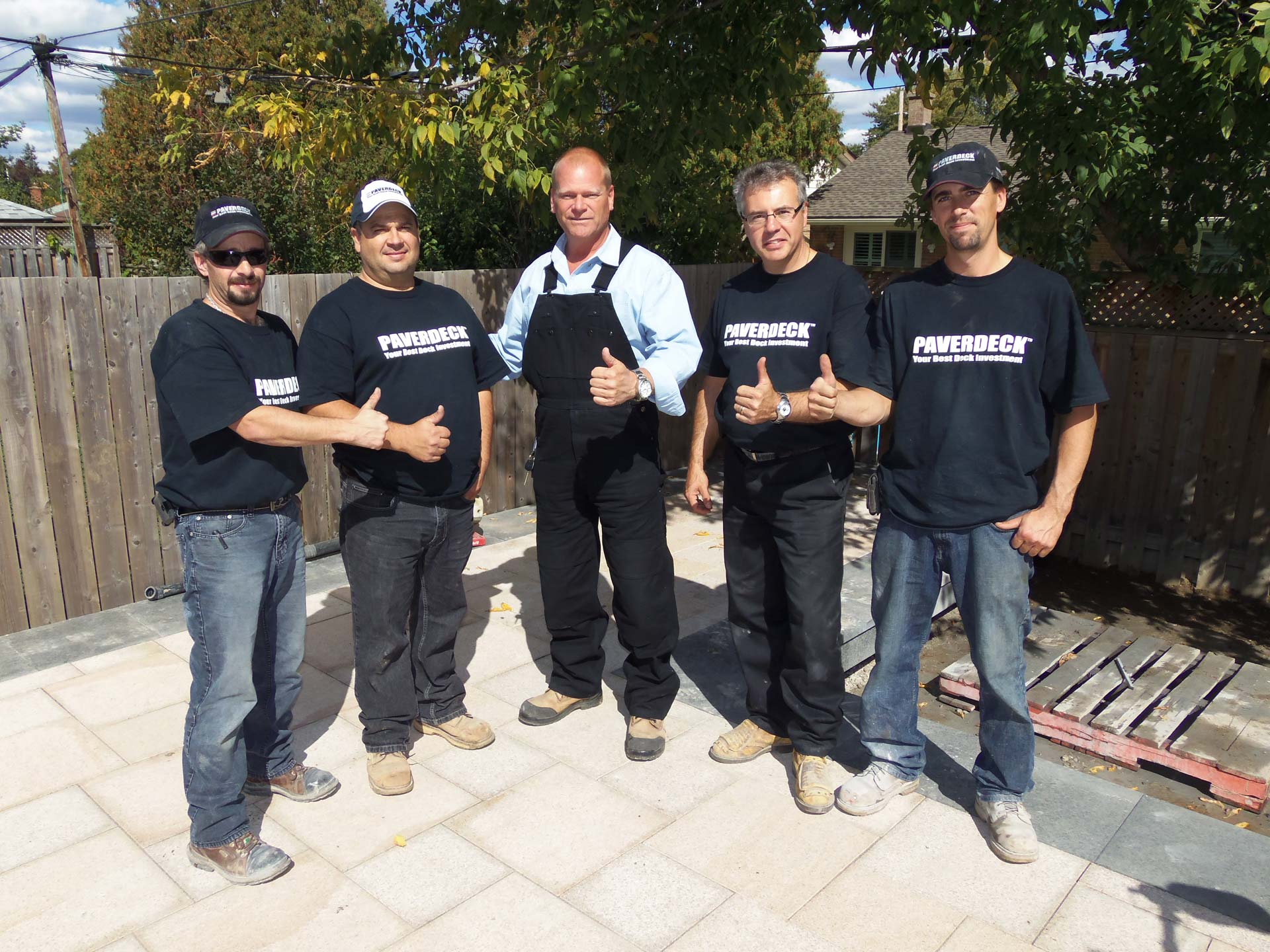 Mike Holmes Makes It Right With Paverdeck — See It On HGTV